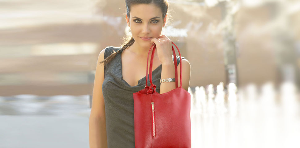 Italian leather bags buy online at tuscany leather for Italian fashion websites