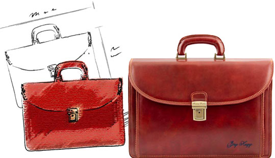 Tuscany Leather Corporate Gift